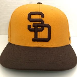 Cooperstown 47 Brand SD Padres Hat